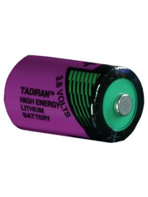Tadiran Batteries - SL-350/S - Lithium battery 3.6 V 1200 mAh, 1/2AA, SL-350/S, Tadiran Batteries