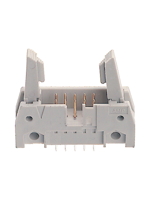 TE Connectivity - 2-828582-0 - Pin header DIN 41651 20P, 2-828582-0, TE Connectivity