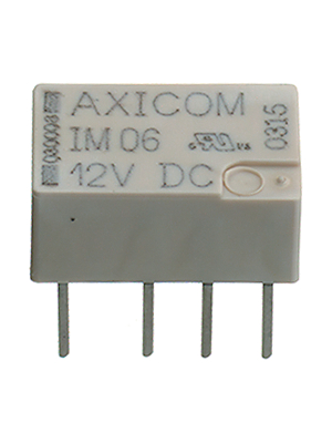 TE Connectivity - 1-1462037-8 - Signal relay 5 VDC 178 Ohm 140 mW THD, 1-1462037-8, TE Connectivity