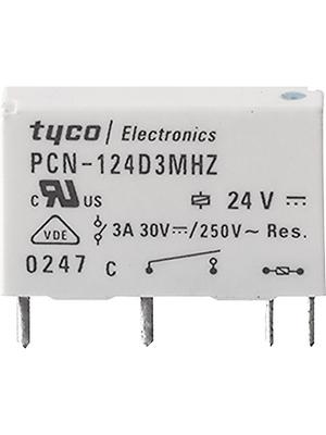 TE Connectivity - PCN-112D3MHZ - PCB power relay 12 VDC 120 mW, PCN-112D3MHZ, TE Connectivity
