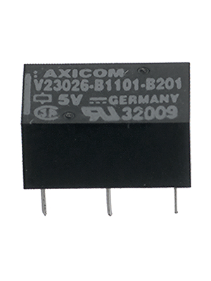 TE Connectivity - 1393774-1 - Signal relay 5 VDC 370 Ohm 68 mW THD, 1393774-1, TE Connectivity