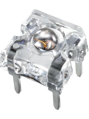 Vishay - VLWW 9600 - LED 7.62 x 7.62 mm white, VLWW 9600, Vishay