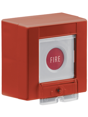 Abus - FU8310 - Secvest wireless fire alarm button, FU8310, Abus