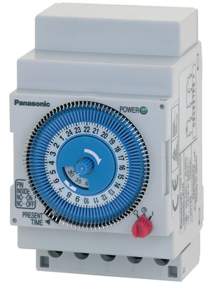 Panasonic - TB5630187NJ - Time clock relay Week, TB5630187NJ, Panasonic