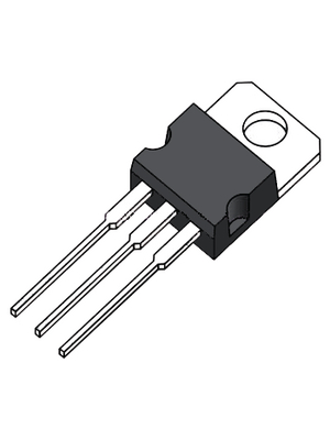 Comset Semiconductors - BUZ73A - MOSFET N, 200 V 5.8 A 40 W TO-220, BUZ73A, Comset Semiconductors