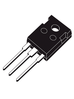 ST - STPS4045CW - Schottky diode 2x 20 A 45 V TO-247, STPS4045CW, ST