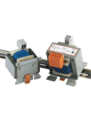 Block - STE 250/23/24 - Control transformer 250 VA 24 VAC, STE 250/23/24, Block