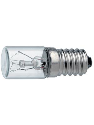 Walter Schrickel - R1648 E14 24V/5W - Signal filament bulb E14 24 VAC/DC 200 mA, R1648 E14 24V/5W, Walter Schrickel