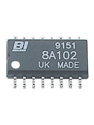 BI Technologies - 628A 104 - Resistor network SMD 100 kOhm  ±  2 %, 628A 104, BI Technologies