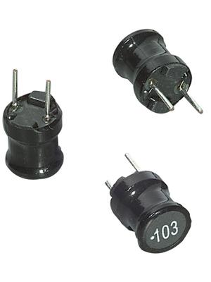 Würth Elektronik - 744741222 - Inductor, radial 2.2 mH 0.21 A ±20%, 744741222, Würth Elektronik