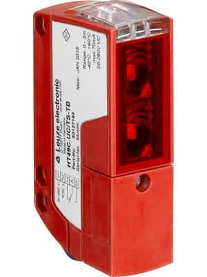 Leuze electronic - HT49C/4P-TB - Diffuse sensor with background suppression 0.005...3 m, HT49C/4P-TB, Leuze electronic