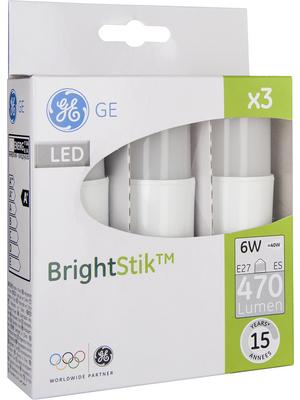 GE Lighting - LED BRIGHT STIK E27 10W/840 TRIO - LED lamp E27;PU=Pack of 3 pieces, LED BRIGHT STIK E27 10W/840 TRIO, GE Lighting