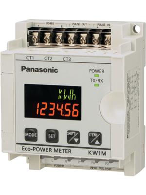 Panasonic - AKW1111B - Power meter, AKW1111B, Panasonic
