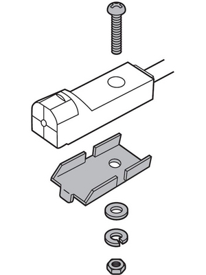 Panasonic - MSGXL84 - Mounting bracket for GX-8, MSGXL84, Panasonic