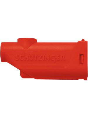 Schützinger - GRIFF 20 / 2.5 / RT /-1 - Insulator ? 4 mm red, GRIFF 20 / 2.5 / RT /-1, Schützinger