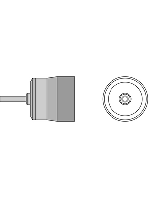 Weller - TNR 25 - Hot air nozzle TNR, 2.5 mm, T0058768742, TNR 25, Weller