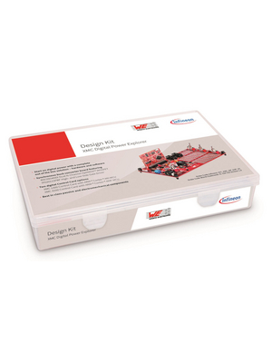 Würth Elektronik - IC-744726 - XMC Digital Power Explorer Kit, IC-744726, Würth Elektronik