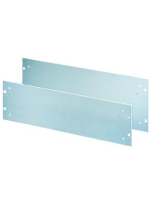 Pentair Schroff - 30219-164 - Front panel 4U(HE) anodized 4 HE, 30219-164, Pentair Schroff