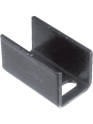 Assmann - V5074CSE - Heat sink 25 mm 20 K/W black anodised, V5074CSE, Assmann