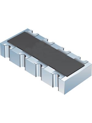 Bourns - CAT16-510J4LF - Resistor network SMD 51 Ohm  ±  5 %, CAT16-510J4LF, Bourns