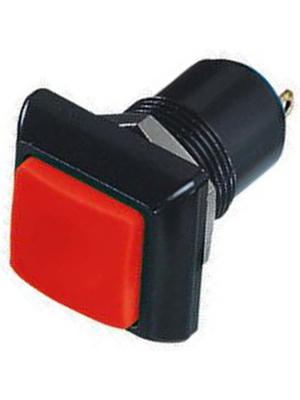 Apem - IPC1SAD6 - Push-button Switch on-off red, IPC1SAD6, Apem