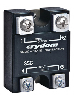 Crydom - SSC1000-25-24 - Solid state relay single phase 20...28 VDC, SSC1000-25-24, Crydom