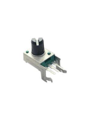 BI Technologies - P090L-02F25BR10K - Potentiometer 10 kOhm linear, P090L-02F25BR10K, BI Technologies