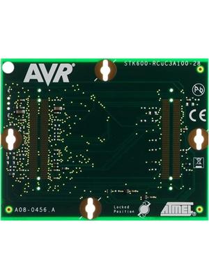 Atmel - ATSTK600-RC28 - Routingcard 100pin AVR? UC3? A1 in TQFP, ATSTK600-RC28, Atmel