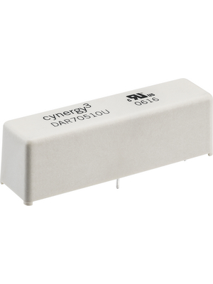 Cynergy3 - DAR71210U - Reed relay 12 VDC 150 Ohm, DAR71210U, Cynergy3