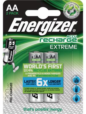 Energizer EXTREME AA 2300MAH 2P