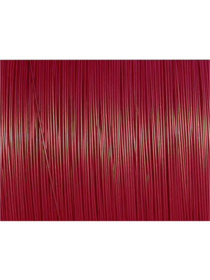Habia - H-WZT 2401 RED B100 - Wire-wrap wire ETFE 0.20 mm2 red, H-WZT 2401 RED B100, Habia
