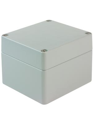 Bopla - 01.121209.0/A120 - Universal housing dark grey Aluminium IP 66 N/A EUROMAS, 01.121209.0/A120, Bopla