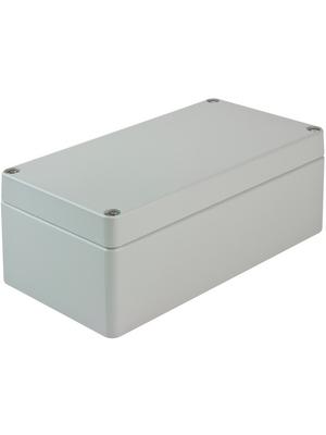 Bopla - 01.122208.0/A122 - Universal housing dark grey Aluminium IP 66 N/A EUROMAS, 01.122208.0/A122, Bopla