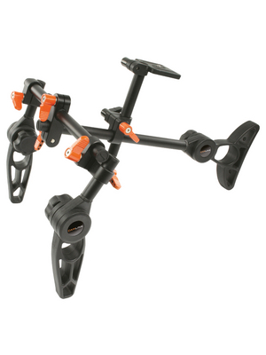 Camlink - CL-RIG50 - Camera Stand Shoulder black-orange, CL-RIG50, Camlink