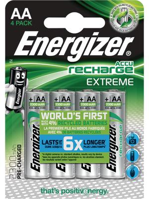 Energizer EXTREME AA 2300MAH 4P