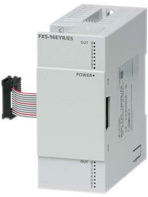 Mitsubishi Electric - FX5-16EYR/ES - FX5 I/O Module, 16 RO, FX5-16EYR/ES, Mitsubishi Electric