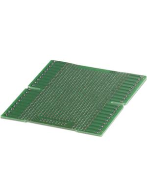 Phoenix Contact - BC 107,6/40 U11 HBUS DEV-PCB - Prototyping board FR 4-21, BC 107,6/40 U11 HBUS DEV-PCB, Phoenix Contact
