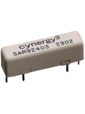 Cynergy3 - SAR92405 - Reed relay 24 VDC 1000 Ohm, SAR92405, Cynergy3