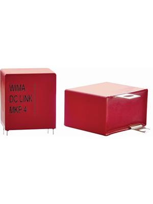 Wima - DCP4I061108BD4KSSD - DC-LINK capacitor 110 uF 600 V 52.5 mm, DCP4I061108BD4KSSD, Wima