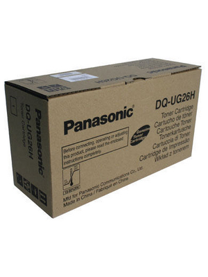 Panasonic - DQ-UG16H-AG - Toner black DP-180-AM 5000 pages, DQ-UG16H-AG, Panasonic