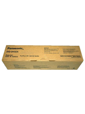 Panasonic - DQ-UH32A - Drum black WORKiO 150 30'000 pages, DQ-UH32A, Panasonic