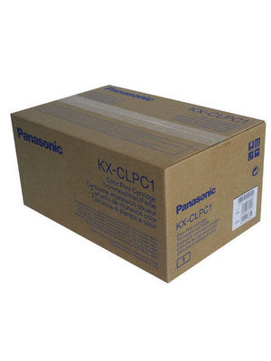 Panasonic - KX-CLPC1 - Drum-Kit color KX-CL500/510 18'000 pages, KX-CLPC1, Panasonic