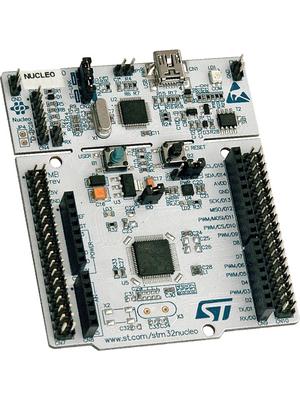 ST - NUCLEO-L053R8 - STM32 Nucleo board STM32L053R8T6, NUCLEO-L053R8, ST