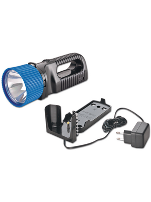 Acculux - UNILUX 5 LED - LED Handheld searchlight, rechargeable, UNILUX 5 LED, Acculux