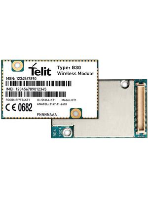 Telit - F9200AAF - GSM module 850 MHz / 900 MHz / 1800 MHz / 1900 MHz, F9200AAF, Telit