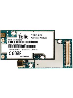 Telit - F4414ABHA - GSM module 850 MHz / 900 MHz / 1800 MHz / 1900 MHz / 2100 MHz, F4414ABHA, Telit
