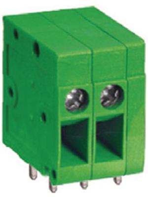 Camdenboss - CTB90VG/10 - PCB terminal block Pitch 5 mm horizontal 10P, CTB90VG/10, Camdenboss