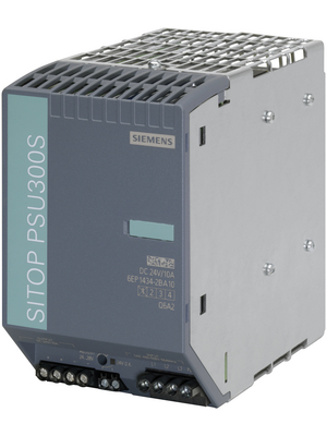 Siemens - 6EP1434-2BA10 - Switched-mode power supply / 10 A, 6EP1434-2BA10, Siemens