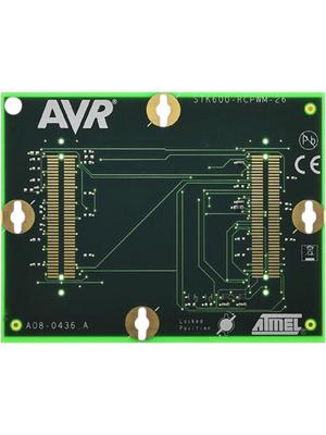 Atmel - ATSTK600-RC26 - Routingcard 20pin AVR? PWM in SOIC, ATSTK600-RC26, Atmel