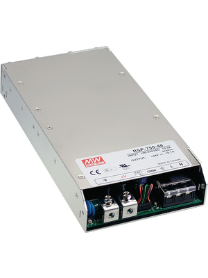 Mean Well - RSP-750-48 - Switched-mode power supply, RSP-750-48, Mean Well